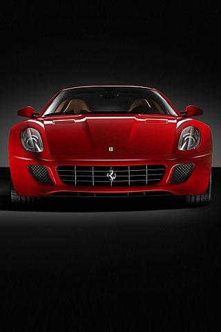 Iphone Ferrari 599 Gtb Fiorano Free Wallpaper Ferrari 599 Gtb