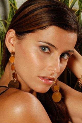 nelly furtado wallpaper. Nelly Furtado iPhone wallpaper