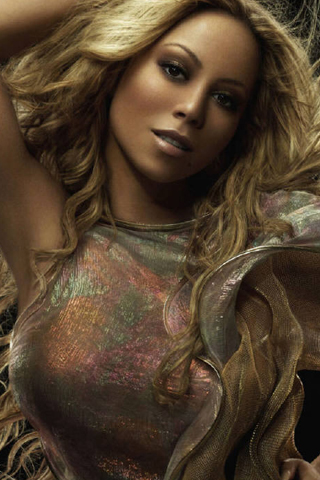 Mariah Carey IPhone Wallpaper And IPod Touch Background