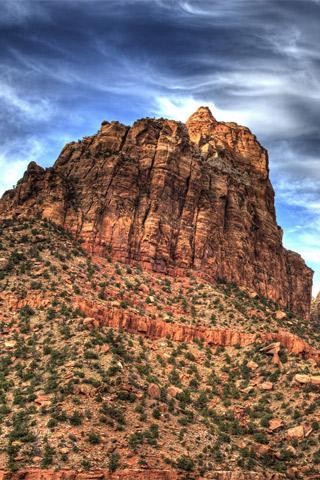 Iphone Zion National Park Free Wallpaper Zion National Park