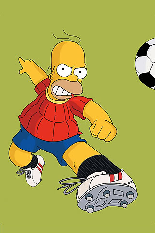 Iphone Homer Soccer Player Free Wallpaper Homer Soccer Player Iphone Background Cool Ipod Touch Homer Soccer Player Wallpaper Homer Soccer Player Ipod Touch Background