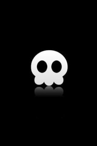 Iphone bone head icon free wallpaper bone head icon - Cool ipod wallpapers ...